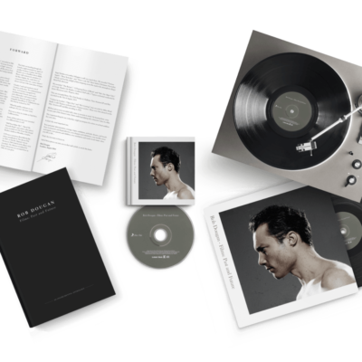 All: 3LP Vinyl + 2 CD Deluxe Edition & Limited-Edition Book - Films: Past and Future